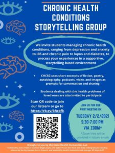 Decorative image - event flyer